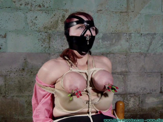 Audrey Ashes Chair Tied - Scene 3 - HD 720p