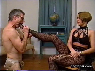 Domboss - You Are Caned