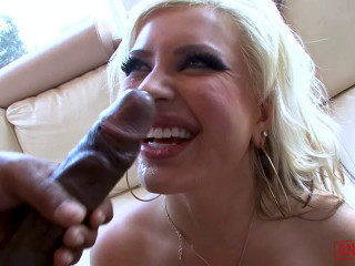 Andi Anderson Fills Every Hole With Bbc