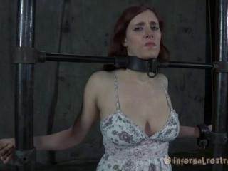 Iona Grace Bonus  - Extreme, Bondage, Caning