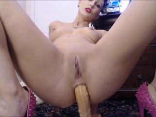 Deep In My Ass Amp Deep Down My Throat - MoxiMinx - Full HD 1080p
