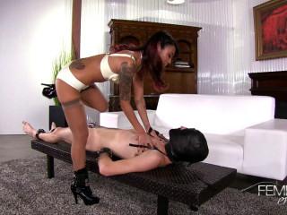 Asia Perez Virginity Tart Bearing