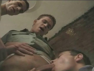 Pitman Homosexuals -  Soldier studs Episode -3