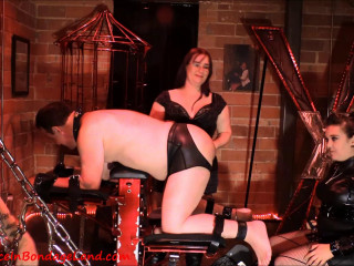 Whipping Boy SPH - Maitresse Renee and Miss Sheri Darling Pt 1
