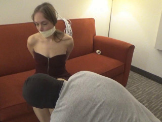 Call Girl Tricked into Bondage