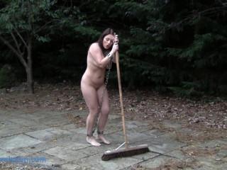 Steel Obedience - Chained Gardener