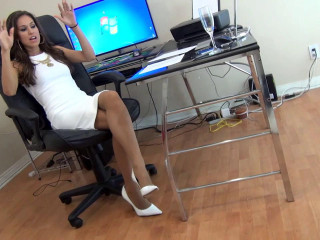 Cutie and the boss- Rodeo and discreet worker !!! part2