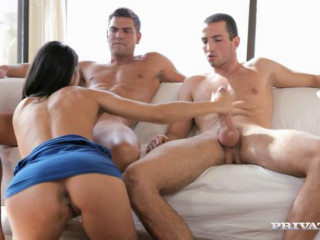 Private Specials 100 Anal Creampie Lovers (2015)