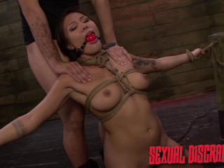 Mena Li's Master Introduces her to the Relentless Sybian