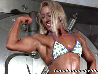 Maria Rita Penteado - Fitness Model