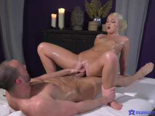 Lovita Fate - Oiled firm young blonde masseuse (2018)