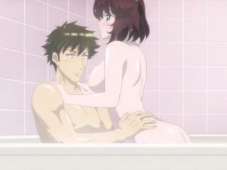Joshi Ochi! Two-Kai Kara Onnanoko Ga Ep. 5