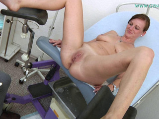 Gabi - 26 Years Girl Gynecology Check-up