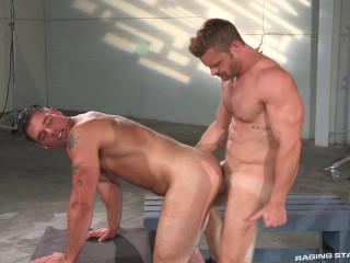 Cockquest Scene 4 (Landon Conrad and Derek Atlas)
