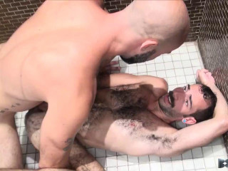 Without a condom That Fuck-hole - Damon Andros & Stephen Harte
