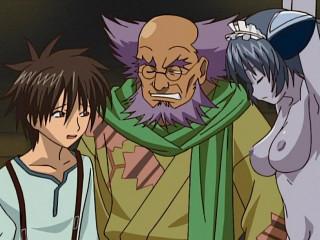 Moke Moke Taishou Dendo Musume Arisa 01