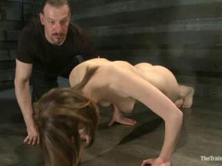 Seven Slave Intake - Extreme Bondage, Exhausting Exercise