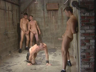 Best Interracial Gangbang With Hot Males