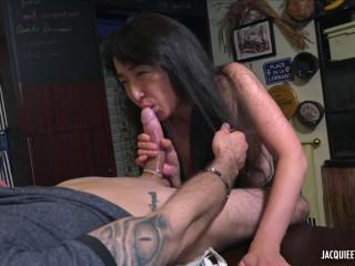 Mikiko, 45 years old, has big needs!
