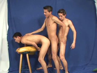 Original TeenBoy (OTB) - Bareback Cumparty 2: Keep On Cumming!
