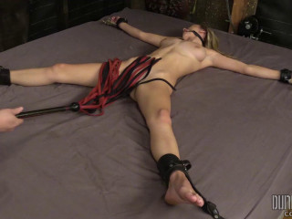 Dungeon Corp - Molly Mae - Beast Punishing Beauty part 4