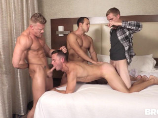 Brenner Bolton, Leon Lewis, Max London, Zane Anders