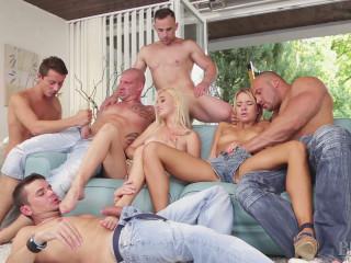Bi Orgies