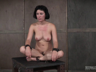 Penthouse Pet Olive Glass is roughly fucked , HD 720p