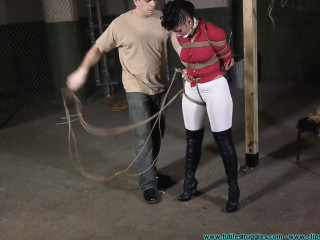Enchantress Sahrye tied