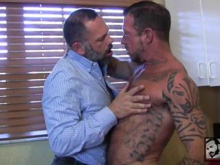 Super-hot Senior Masculine - Ray Dalton and Sean Travis