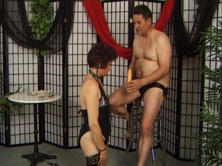 Mature BDSM couple