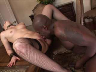 Horny mother takes Big black cock