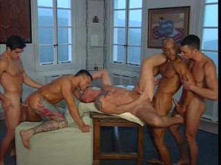 Raw orgy with model scouts