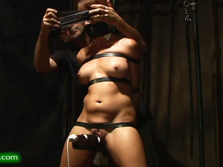 Muscle Girl Reluctant Orgasms
