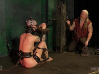 Black Cock Bound - Abigail Dupree,Master James