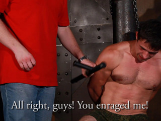 RusCapturedBoys - Trap for Escaped Captives Part 3