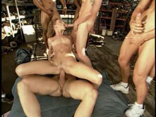Group ravage woman 33