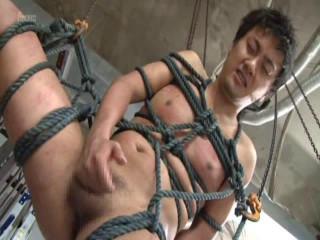 Black Hole pt.9 - Rope Bondage Torture