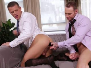 Gentlemen Vol 17 Oral Office HD
