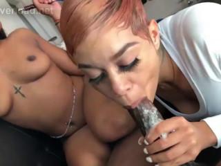 busty ebony sluts takes huge black cocks 540p