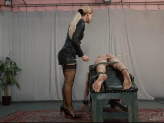 Cruel Punishments - Mistress Zita - Zita doesn't hold back (Parts 1-3)