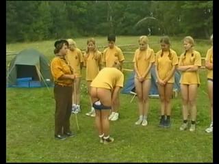 Female Scout Camp