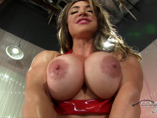 Brandi Mae - Buff Damsels Do It Nicer