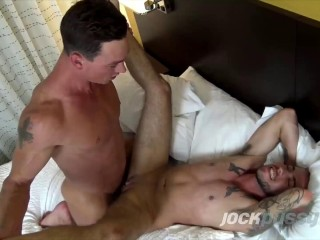 Jockpussy - Connor Atlas & Cade Maddox in Orange County