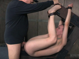 Sierra Cirque Plumbed and Stimulated While Having Brutal Orgasms!