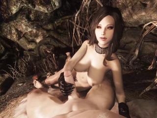 Skyrim Immersive Porn scene 9