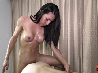 Thippy Oiled Up To Plow