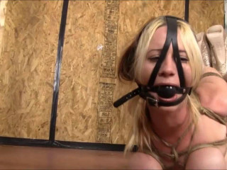 Brendasbound New Comer Lexi Laine Bound For The First Time