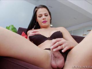 Sexy Bruna Castro Like Solo