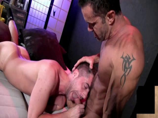 Hard Anal Battle: Antonio Biaggi Vs. Lito Cruz